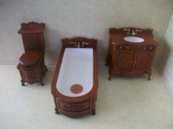 Bathroom Set - 3 pc