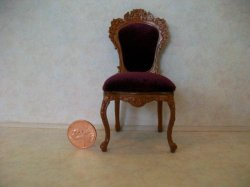 """Biltmore"" Vict. Side Chair"