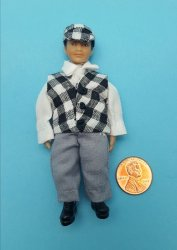 Kim Lee Boy Doll