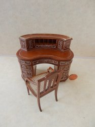 """Pensee"" Lady's Writing Desk an"