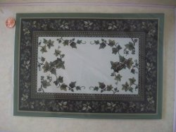 Country Ivy Rug Large
