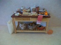 Baking Table Set