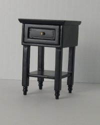 Ashley End Table - Ebony