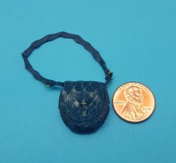 Faux Leather or Snakeskin Purse