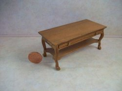 Coffee Table Fruitwood