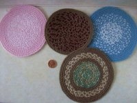 Small Round Rug