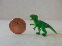 Mini T-Rex Figurine