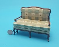 """Amise"" French Country Sofa"