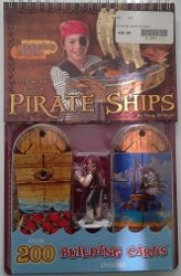 Building Cards Pirates