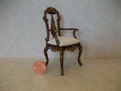 """Grande Savoy"" Arm Chair"