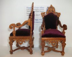 """Frenazie"" Hall Chair"