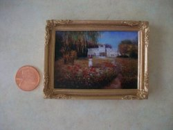 Picture & Frame, Manor House Ca