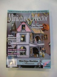 Back Issues Miniature Collector
