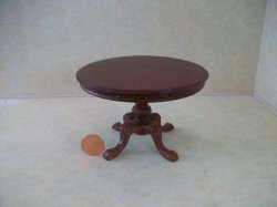 """Graymor"" Round Dining Table -"