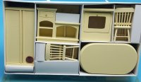 Kitchen Set - Cream 8 pc