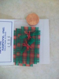 Plaid Placemats & Napkins