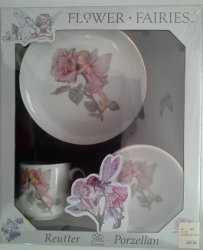 Breakfast Set - Rose Fairy