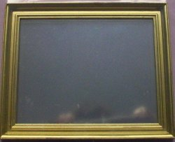Classic Mirror - Gold Frame