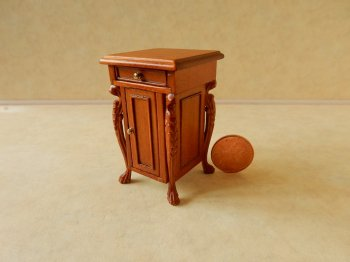 "Night Stand ""Fantasy Lyre"""