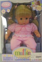 "Muffin Blonde 13"" Doll"