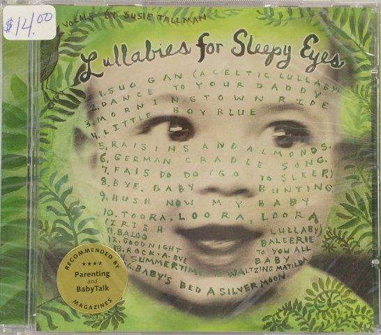 Lullabies for Sleepy Eyes - Click Image to Close