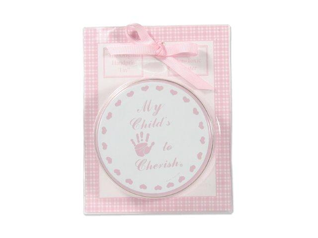 Baby Handprint Pack - Pink