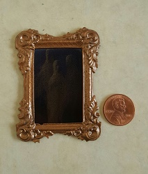 Bronze Rect. Ghost Mirror