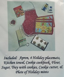 Holiday Kitchen Accessory Set