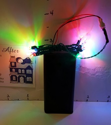 LED Xmas String Color Lights