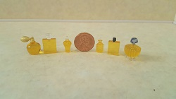 Perfume Set Yellow