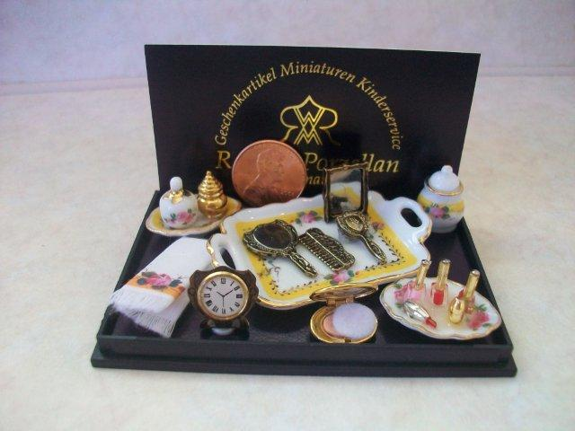 French Rose MakeUp Table Set