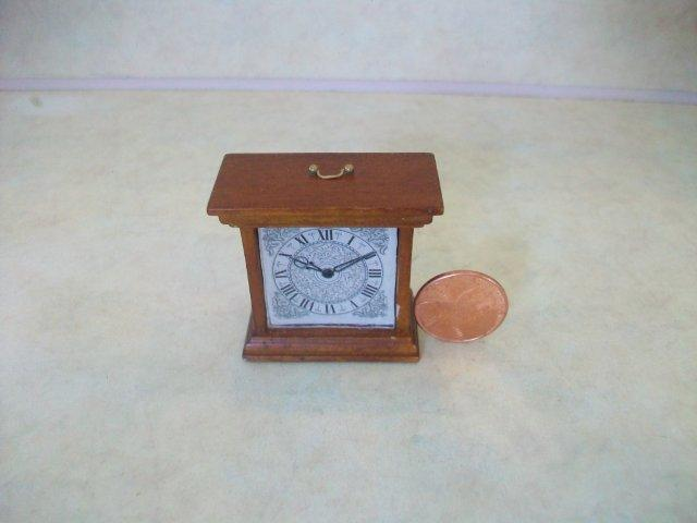 Mantel Clock - Spice