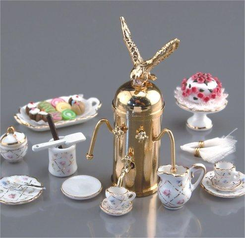 Cappuccino Machine Set
