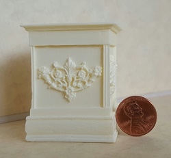 Pedestal Square, Medium Size