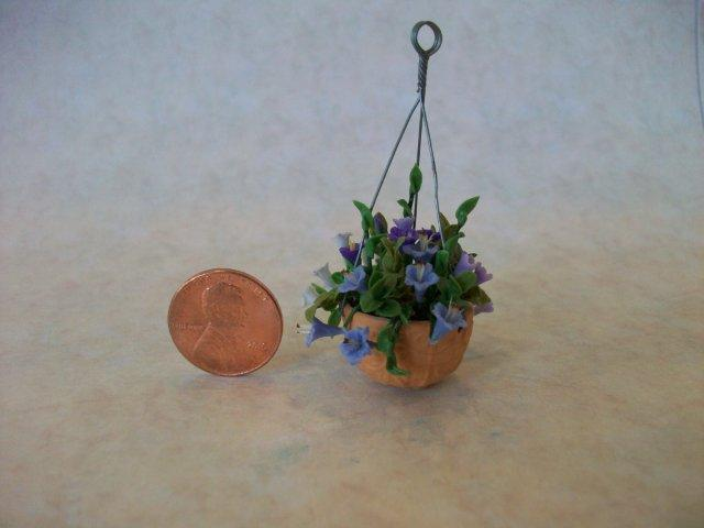 Mix Flower in Hanging Pot