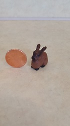 Mini Brown Rabbit