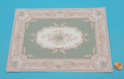 Aubusson Gray Rug