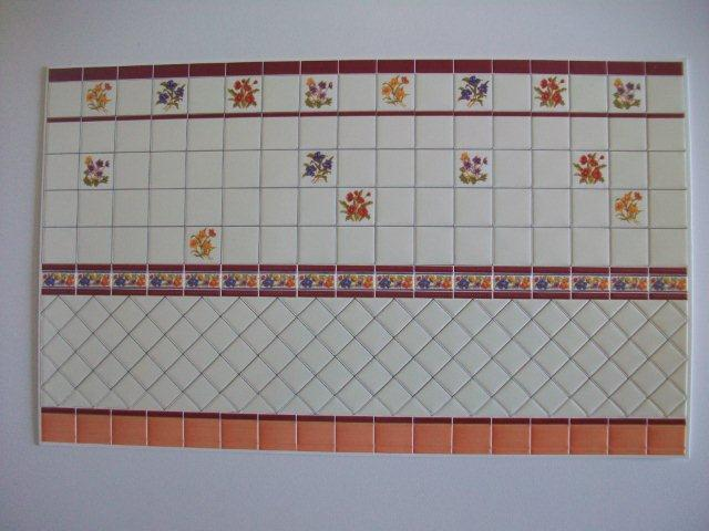 Mediterr. Tile - Scattered Flor