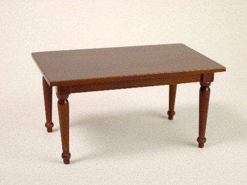 Ashley Rect Table-Spice