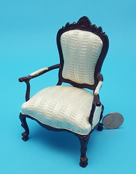 """Buckingham"" Arm Chair - MH"