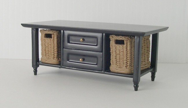 Ashley Coffee Table - Ebony