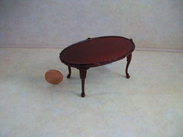 Petite Buckingham Coffee Table