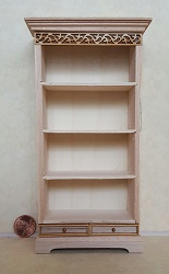 Unfinished Bookcase