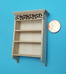 Unfinished Wall Shelf
