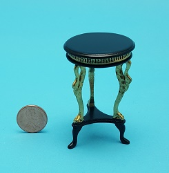 """Uptown Deco"" End Table"