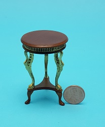 """Uptown Deco"" End Table - NWN"