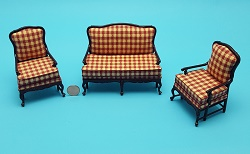 """Amise"" French Country Sofa Set"