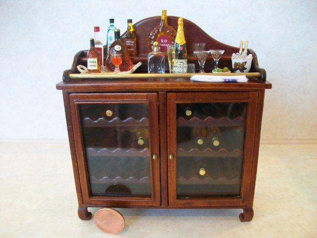 Complete Mini Bar