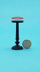 Counter Stool - Main St Blk/Rd/
