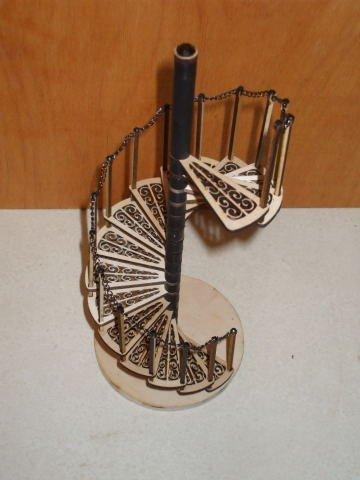 Spiral Staircase Kit - wooden